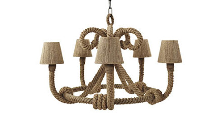 The Nautique Chandelier from Jamie Young.