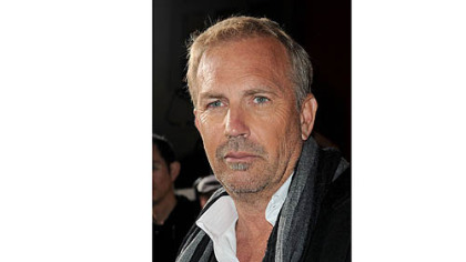 Actor Kevin Costner.
