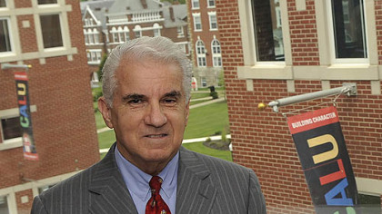 Former California University of Pennsylvania President Angelo Armenti Jr.