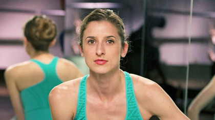 Allison DeBona, 28, is a dancer with Ballet West, the subject of a new docu-series &quot;Breaking Pointe&quot; on the CW. She is a graduate of Chartiers Valley High School.