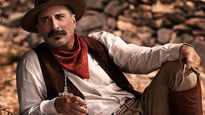 "Andy Garcia stars in ""For Greater Glory,"" about the Cristero Rebellion, which took place in Mexico in the late 1920s."