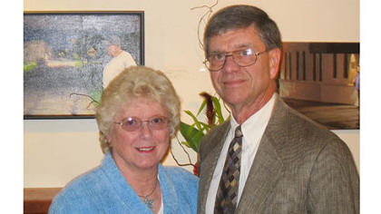 Carl and Beth Campbell.