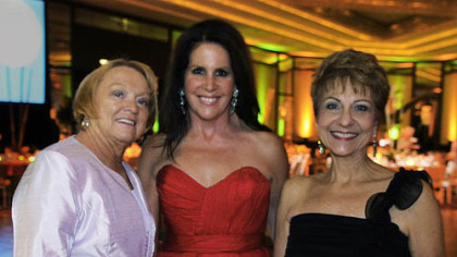 Janice Meade, Christina O'Toole and Dena Zaimes.