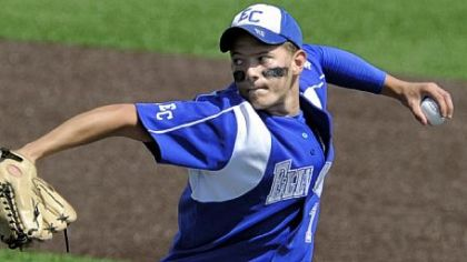 Ellwood City's Christian Kerns led the Wolverines to a WPIAL Class AA title this season.