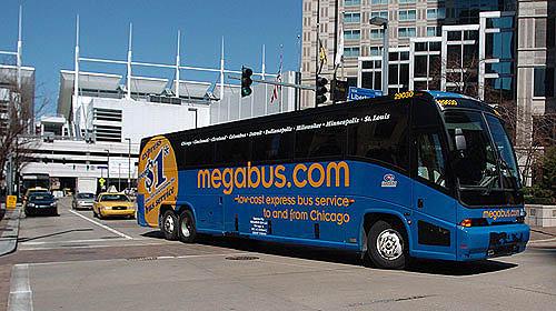 Bathrooms On Megabus