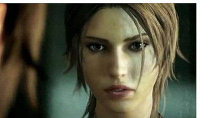 "A younger Lara Croft will debut in the next ""Tomb Raider."""
