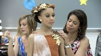 "Holly Hatcher-Frazier, one of the moms on Lifetime''s ""Dance Moms,"" with daughter, Nia."