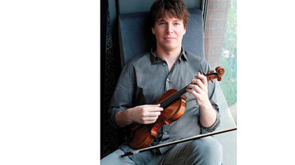 Violinist Joshua Bell