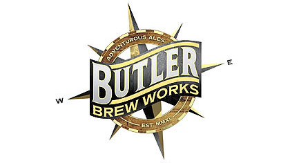 Logo for Butler Brew Works.