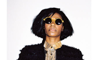 Santigold will perform at Stage AE Saturday night.
