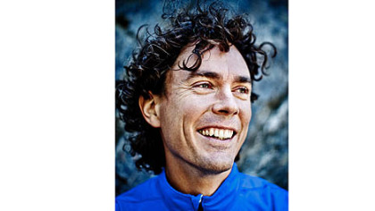 "Scott Jurek: ""Sometimes you just do things."""