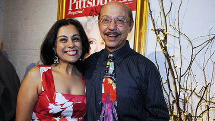 Nita and Sunil Wadhwani