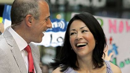 "Matt Lauer and Ann Curry -- A change looks likely for the ""Today"" hosting team."