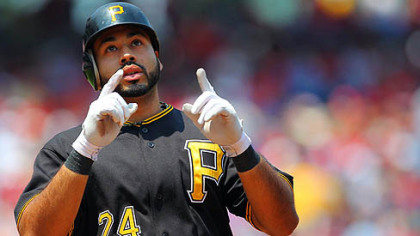 Pedro Alvarez was 1 for 3 with a home run Thursday in Philadelphia.