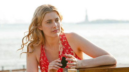 Greta Gerwig as Lola.