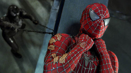 Tobey Maguire in 'Spiderman 3.'