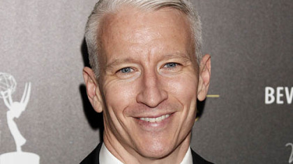 CNN&#039;s Anderson Cooper, seen at the Daytime Emmy Awards, today told The Daily Beast that he is gay and didn&#039;t want to remain silent while discrimination and bullying continue to exist.