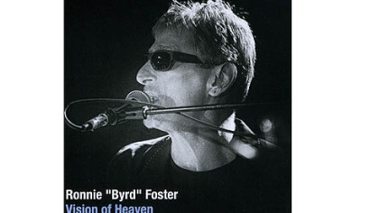 CD cover of Ronnie &quot;Byrd&quot; Foster Vision of Heaven