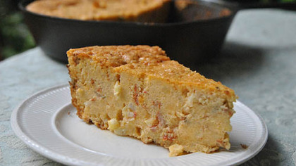 Corn Spoon Bread.