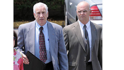 Prosecution closes in Sandusky case; jury begins deliberations
