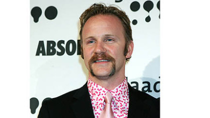 Morgan Spurlock.