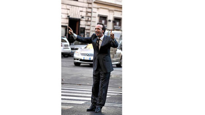 Roberto Benigni in &quot;To Rome with Love.&quot;