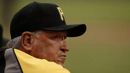 Clint Hurdle usually watches rather than pitches batting practice these days, but there was a time -- the 1999 Home Run Derby, in particular -- when he was in demand
