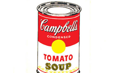"""Campbell's Soup Can (Tomato)."""