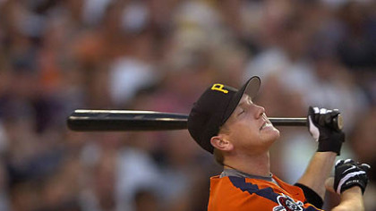 The 2005 Home Run Derby in Detroit featured Jason Bay, the first Pirates player to participate in 13 years. Bay failed to hit a homer.
