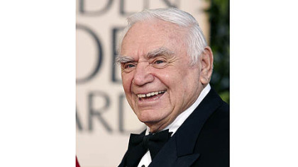 Ernest Borgnine in a Jan. 2005 photo.