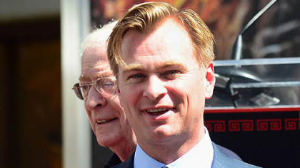 Director Christopher Nolan.