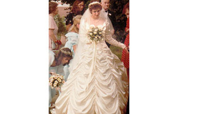 Melanie Doon, married August 11, 1984.
