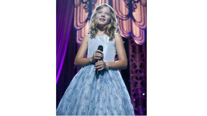"Jackie Evancho sings ""Music of the Movies"" in her second ""Great Performances"" special."