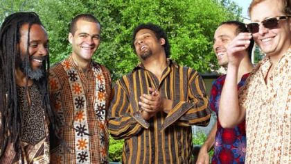 Occidental Brothers Band will perform at Katz Plaza starting at 6:15 p.m. Friday.