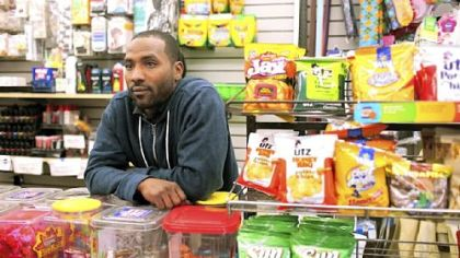 In the HBO miniseries &quot;Weight of the Nation,&quot; convenience store owner Herman Strother says he would like to offer healthier options, but there is nothing that can compete with the