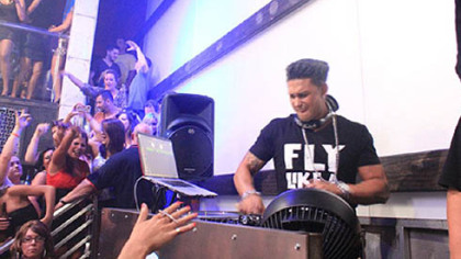 Pauly D at Diesel on the South Side