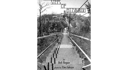 "Cover from the book ""The Steps of Pittsburgh"""