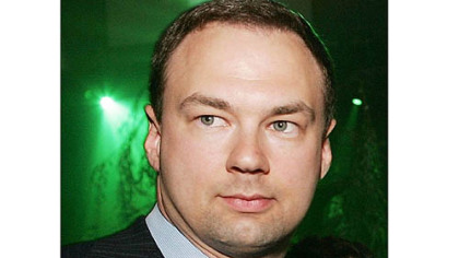Thomas Tull producer of the 'Dark Knight' and recent investor in the Steelers.