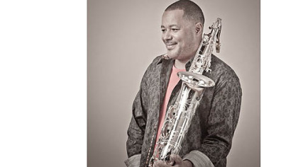 Najee's early musical influences came courtesy of his mother.