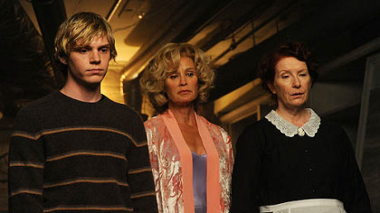"Evan Tate, Jessica Lange and Frances Conroy in ""American Horror Story."""