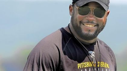 Steelers coach Mike Tomlin has 55 wins since he was hired in 2007.