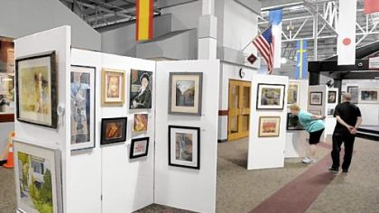 Cranberry&#039;s biggest nonprofit and the Butler County artists association (the biggest art associated nonprofit in the county) are embarking on a joint project following a successful exhibit that debuted at this year&#039;s community days in Cranberry. The exhibit is continuing at the Cranberry Municipal Center.