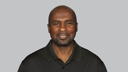 Steelers running backs coach Kirby Wilson in a 2011 photo.