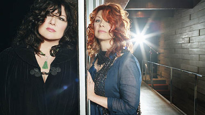Ann and Nancy Wilson of were at Stage AE Thursday, sounding like the same Heart people fell in love with decades ago.