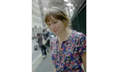 "Sheila Heti, author of ""How Should a Person Be?"""