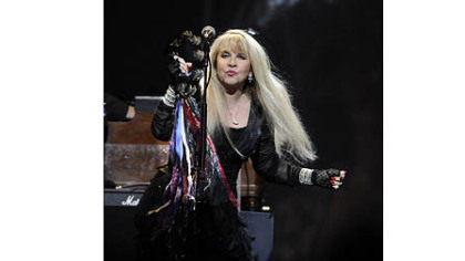 Stevie Nicks performs at Consol Energy Center as part of the Heart & Soul Tour with Rod Stewart.
