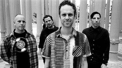 Punk band Bouncing Souls will be at Mr. Smalls tonight.