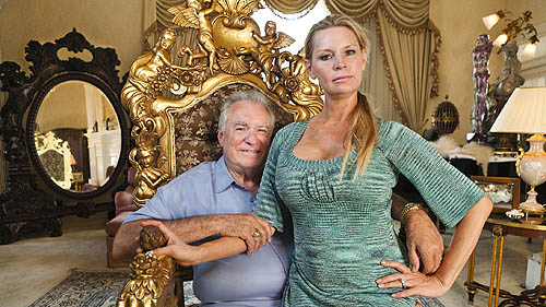 Movie review documentary uses wealthy couple 39 s fall to look at pre recession american excesses - Furniture wereld counter ...