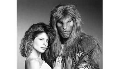 "Linda Hamilton and Ron Perlman played Catherine and Vincent in ""Beauty and the Beast,"" which aired on CBS 1987-90."