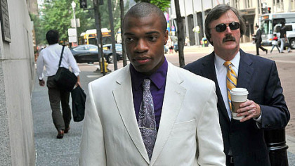 Jordan Miles' civil trial stems from his 2010 encounter with Pittsburgh police.